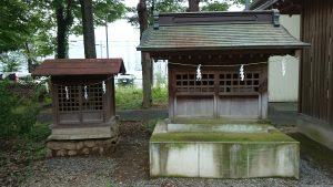 八王子多賀神社 第六天神社・日枝神社