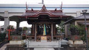 貴舩神社(貴菅神社)