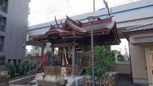 貴舩神社(貴菅神社) 社殿
