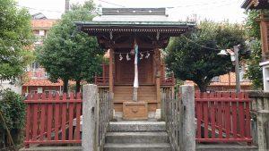 大森諏訪神社 下社