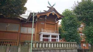 大森諏訪神社 本殿