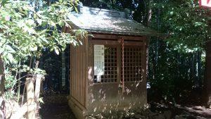 東新町氷川神社 稲荷神社 社殿