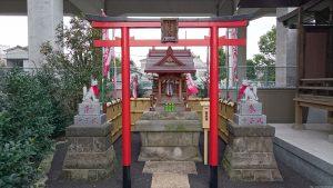 貴舩神社(貴菅神社) 福満子稲荷大明神
