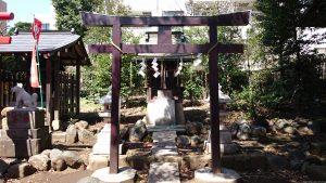 成宗須賀神社 御嶽神社