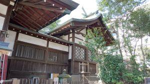 成宗須賀神社 本殿