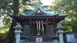 中台稲荷神社