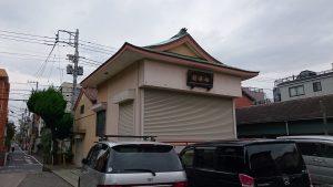 大森諏訪神社 神楽殿