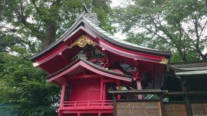 八王子多賀神社 本殿