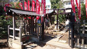 成宗須賀神社 境内社