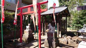 成宗須賀神社 稲荷神社