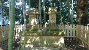 東新町氷川神社 榛名神社・大宰府天満宮