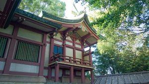 葛西神社 本殿