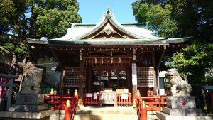 立石熊野神社(五方山熊野神社)