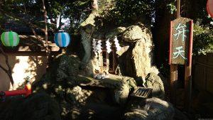 葛西神社 厳島神社(金町弁天社)