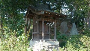 赤塚氷川神社 浅間神社里宮