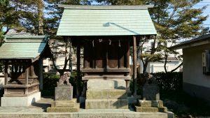 赤塚氷川神社 赤塚神社・八幡神社