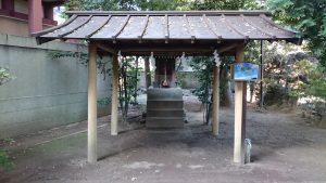 葛西神社 祓所