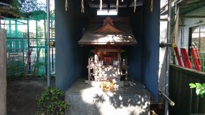 立石熊野神社(五方山熊野神社) 稲荷神社