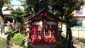 立石熊野神社(五方山熊野神社) 天満宮 社殿