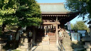 渋江白髭神社(客人大権現)