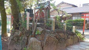立石熊野神社(五方山熊野神社) 浅間神社