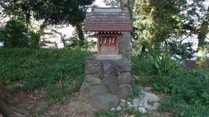 赤塚氷川神社 稲荷神社