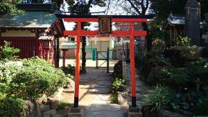 立石熊野神社(五方山熊野神社) 天満宮 鳥居