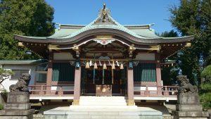 赤塚氷川神社