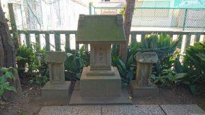 立石熊野神社(五方山熊野神社) 御朱印 水神宮・香取神社・稲荷神社