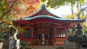 墨田区向島・秋葉神社