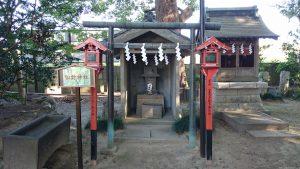 葛西神社 諏訪神社