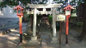 葛西神社 稲荷社