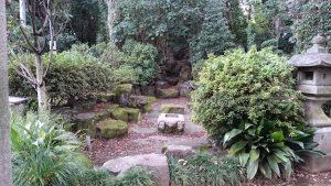 和泉貴船神社 御手洗の小池