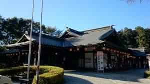 櫻木神社(野田市) 社務所