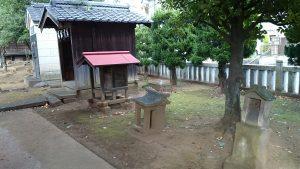 赤塚諏訪神社 境内社