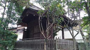 和泉貴船神社 社殿