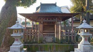 隅田稲荷神社 皇産霊神社