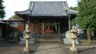 赤塚諏訪神社