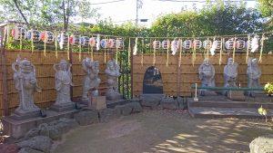 沼袋氷川神社 中野七福神