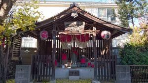 大和町八幡神社 育英地蔵堂
