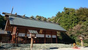櫻木神社(野田市) 拝殿