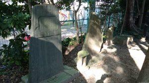 半田稲荷神社 石碑群