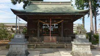 成増菅原神社
