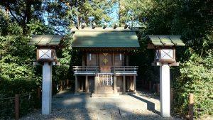 櫻木神社(野田市) 菅原神社
