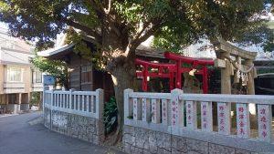 大和町八幡神社 むすび稲荷神社 社殿