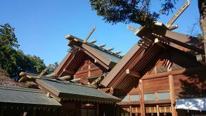 櫻木神社(野田市) 幣殿