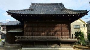 赤塚諏訪神社 神楽殿