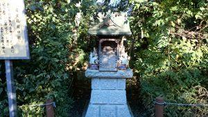 櫻木神社(野田市) 音女稲荷神社