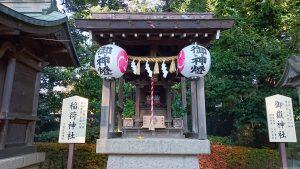 沼袋氷川神社 稲荷神社
