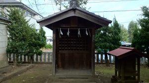 赤塚諏訪神社 秋葉神社